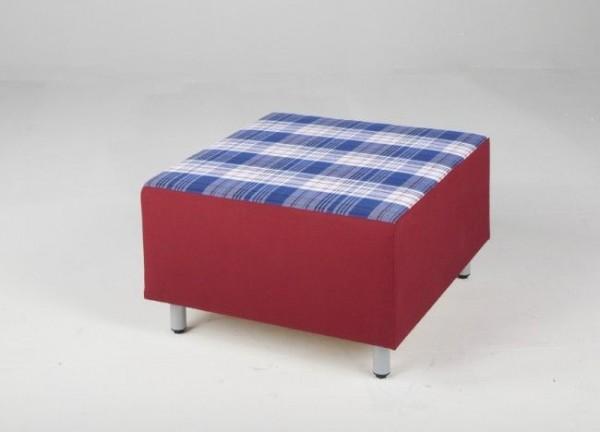 Relax Sitzmöbel, - ohne Lehne, Stoffbezug