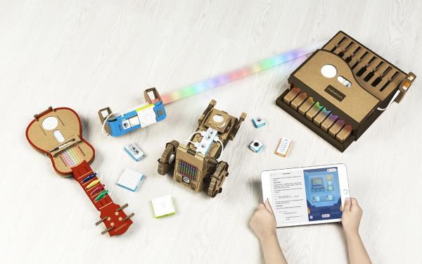 MAKEBLOCK Neuron Explorer Kit - Modularer Bausatz für Kinder zum Programmieren