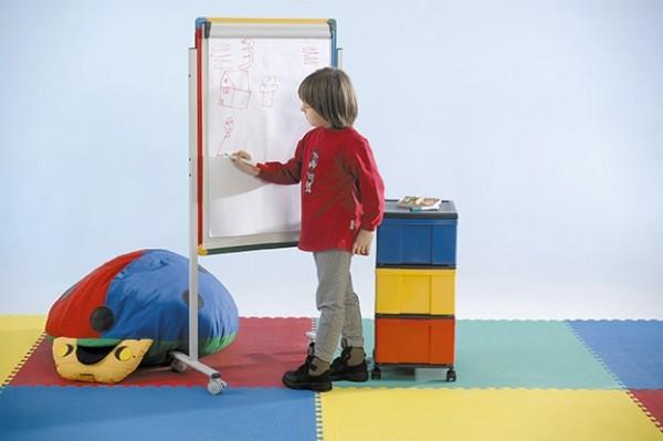 Kinder-Flipchart 60 x 90 cm