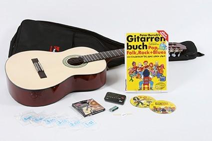 Akustik-Gitarren-Set