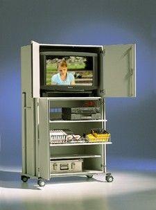 mobiler TV-Schrank