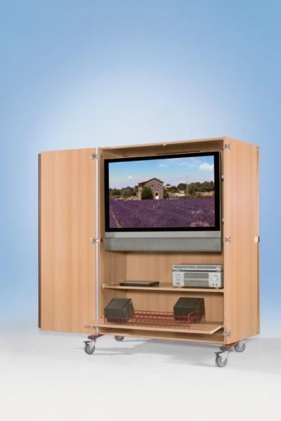 TV-Wagen für Flachbild-TV - Extrabreit