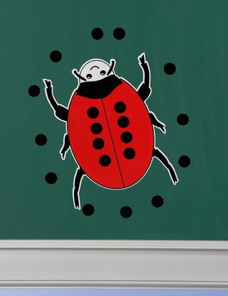 Riesenkäfer für die Tafel - Lernmaterial Grundschule