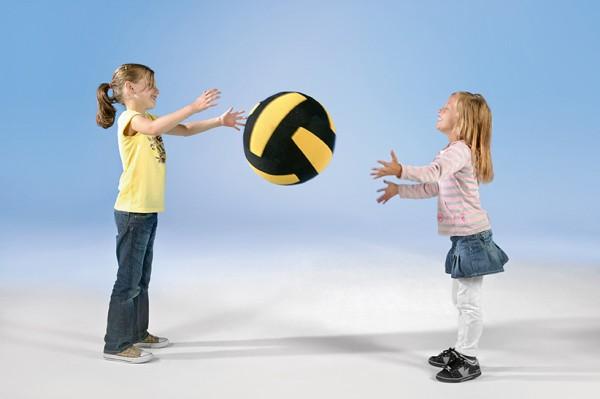Riesengroßer Actionball!