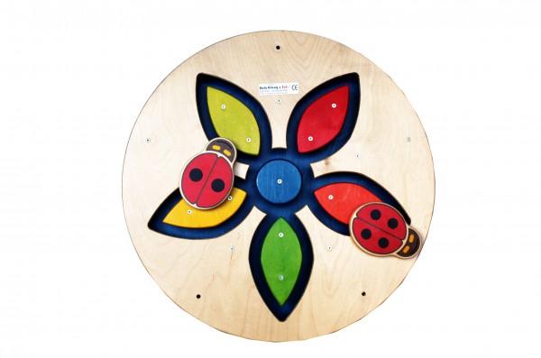 Wandspiele Wunderblume & Kleeblatt