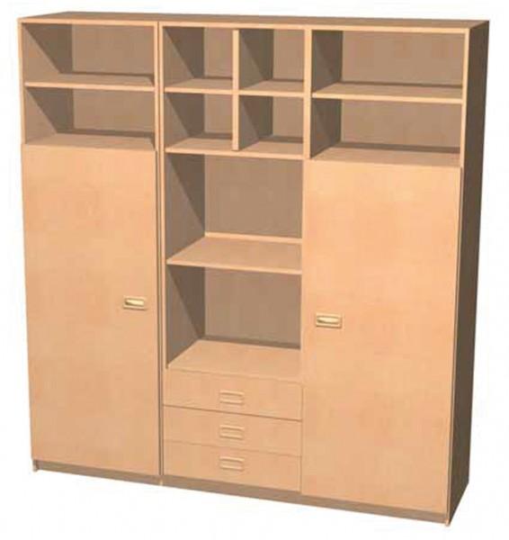 Schranksystem, 150x190x40 cm