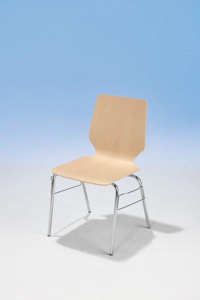 Stuhl Maren - Holzschale