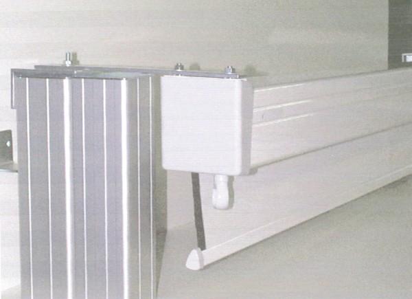 Aufrollbare Leinwand für Pylonenklapptafel