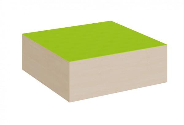 Podest - Quadratische Podestelemente 70 x 70 cm