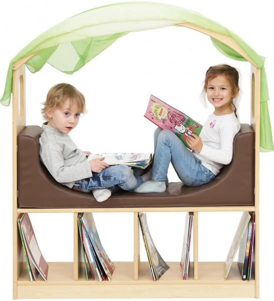 Spiel- und Leseecke