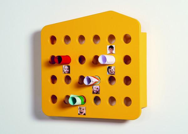 Elternpostkasten mit 24 Fächern