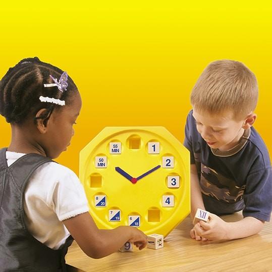 """Lern- und Spieluhr """"Zeit-Zeiger"""""""