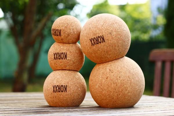 KORXX Sphere, kugelförmige Bausteine