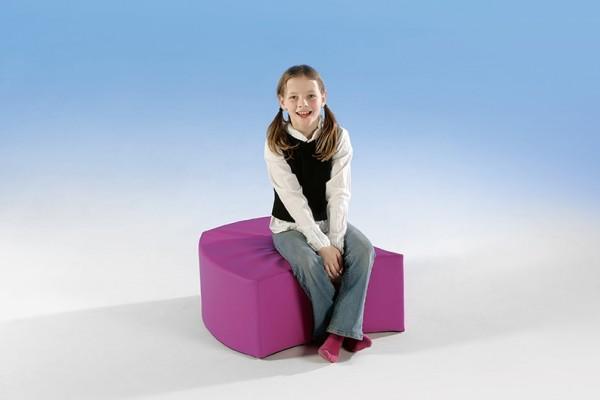 Wellensitzelement Swing-it-Sit - Einer, Kunstleder