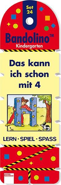 Verschiedene Kindergarten-Bandolinos, ab 4 Jahren