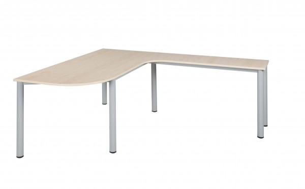 L-Form Arbeitstisch, 120x60 cm
