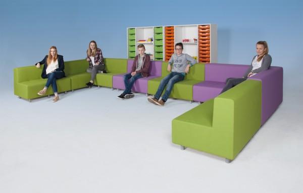 Sitzmöbelserie RELAX! - Baumwollstoff