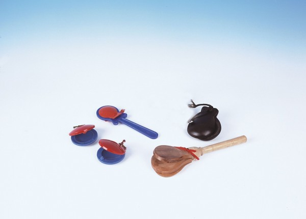 Kastagnetten, traditionell 1 Stück