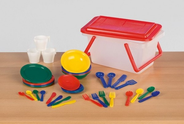 Kinder Picknick-Set