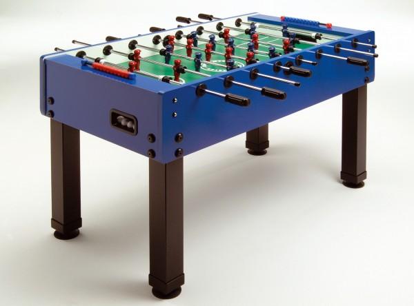 Kickertisch Master-Cup, blau