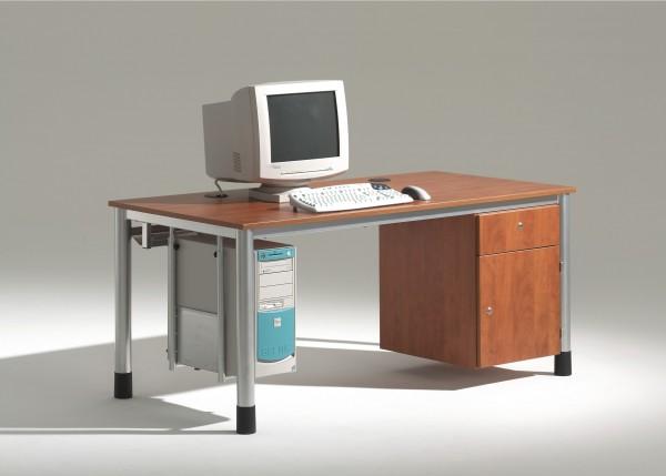 Schreibtischunterbau für EDV-Tische