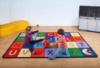 """Spielteppich """"Alphabet"""""""