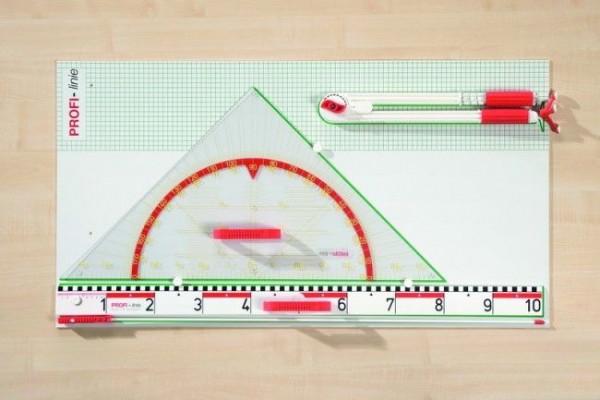 Gerätetafel Basic II, magnetisch - Profi Line Zeichengeräte StarDraw