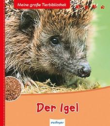 """Tierbuch """"Der Igel"""""""