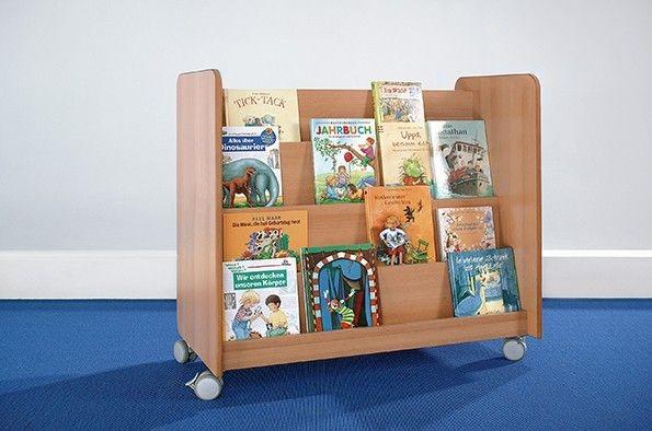 Bücherwagen - Wendebibliothek