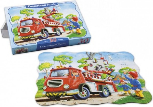 "Kinderpuzzle ""Feuerwehr"""