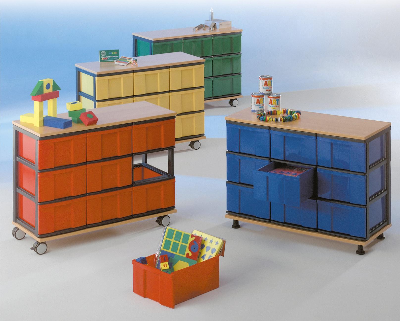 inbox sideboard mit l boxen preiswert kaufen. Black Bedroom Furniture Sets. Home Design Ideas