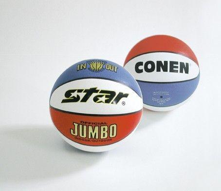 Basketball Jumbo Star