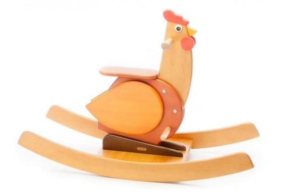 Schaukeltier Huhn Henriette