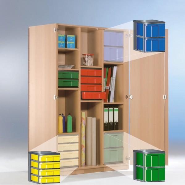 InBox Puzzle-Klassenraumschrank