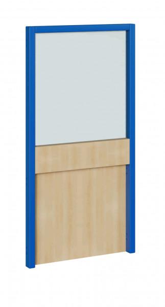 """Seitenelement für kleine Spielburgen, unten geschlossen, oben Plexiglas, verschiedene Größen """"S und"""
