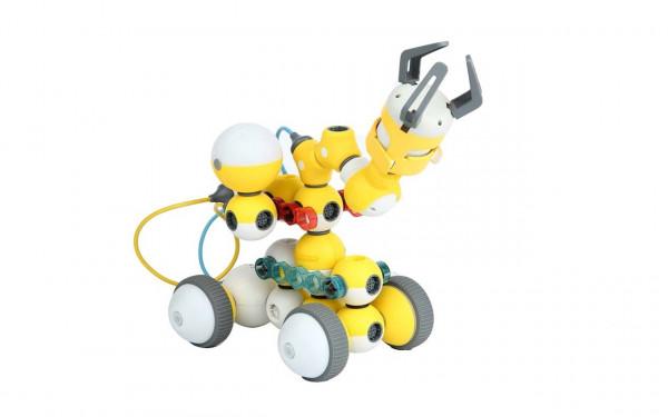 BELLROBOT Mabot - C Deluxe Kit, vielseitiger Roboter zum bauen und programmieren