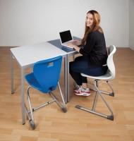 Einer-Computertisch für Schüler