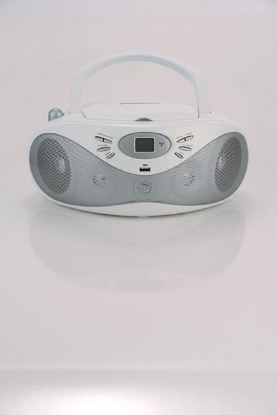 CD-Player mit 6 Kopfhörern