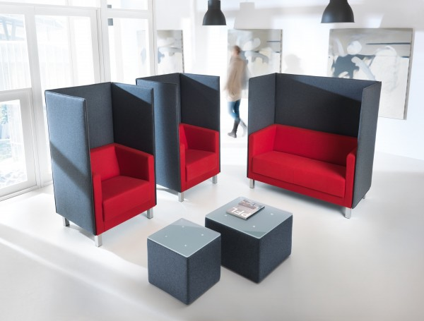 Sit!Box Privacy Sessel