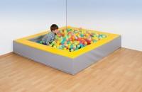 Quadratisches Bällebad, Gr. M - XL