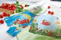 Puzzle - Erdbeerinchen Erdbeerfee