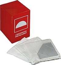 Aufbewahrungsbehälter für Löschdecke