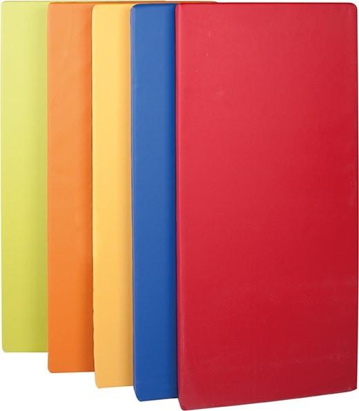 Kunstledermatte in verschiedenen Farben