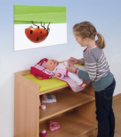 Puppen-Wickelkommode