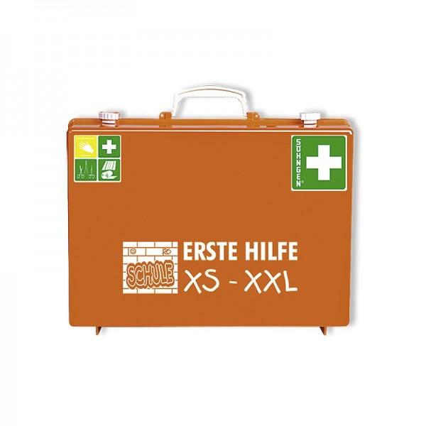 Erste-Hilfe-Koffer Schule XS-XXL