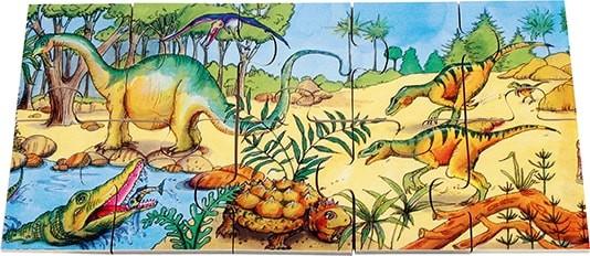 "Bodenpuzzle ""Dino"""