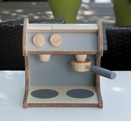 Kinderküche Kaffeemaschine