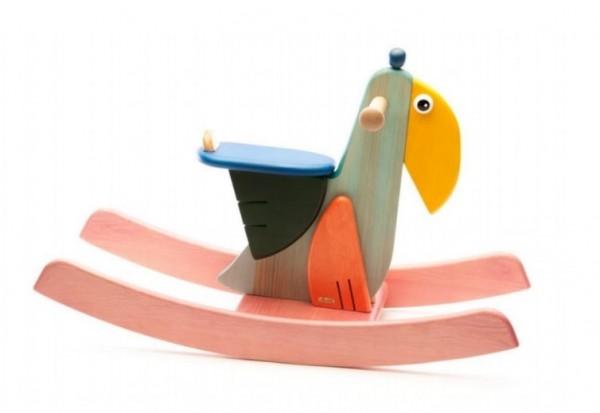 Schaukeltier Papagei Luisa