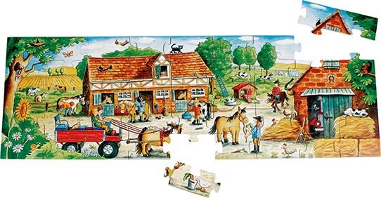 Bodenpuzzle - Pony Farm