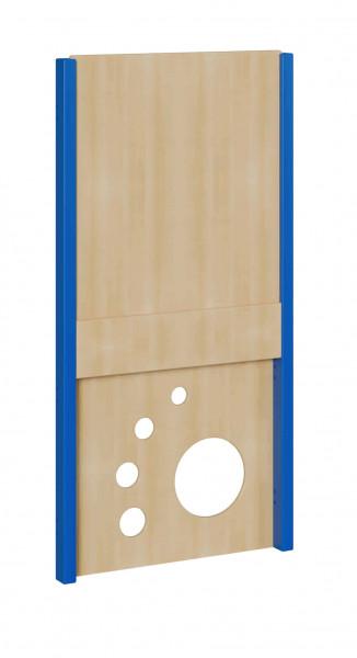 """Seitenelement für kleine Spielburgen, unten Tatze, oben geschlossen, verschiedene Breiten """"B und S"""""""